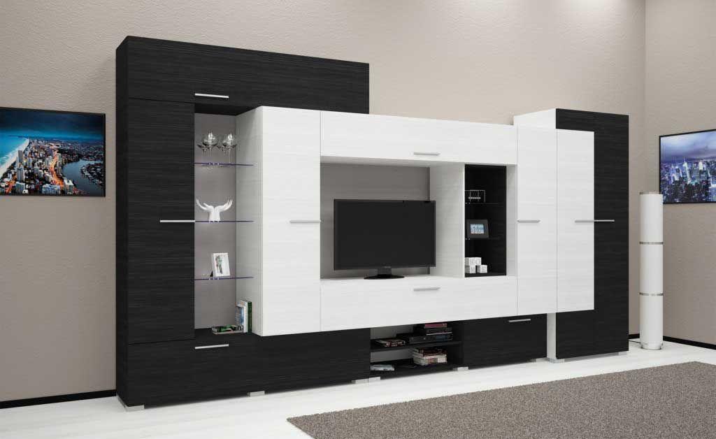 Komfort nappali szekrénysor