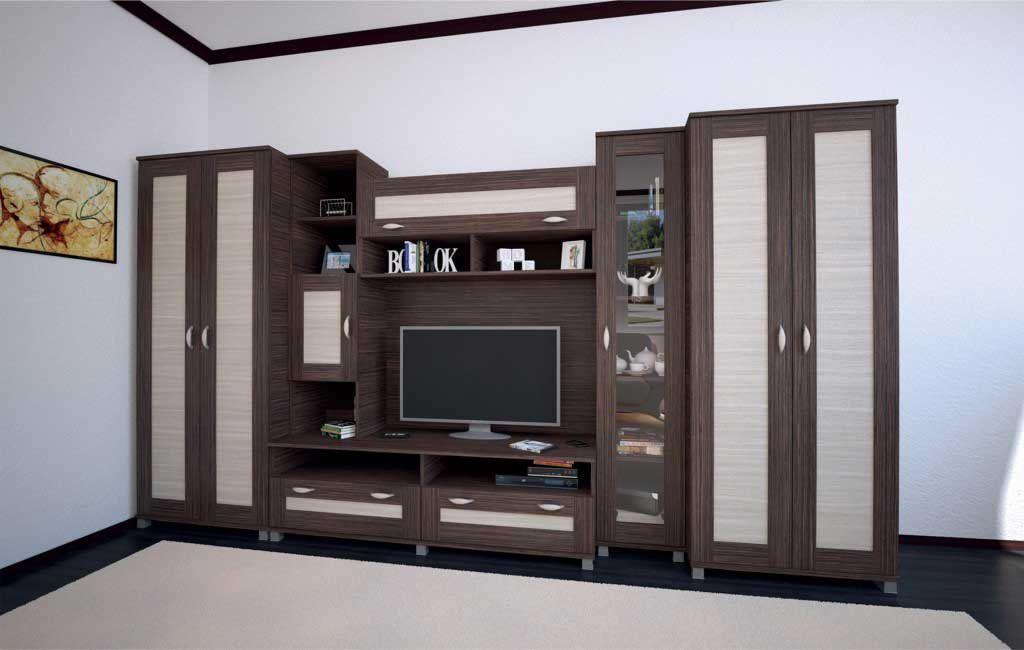 Malaga nappali szekrénysor