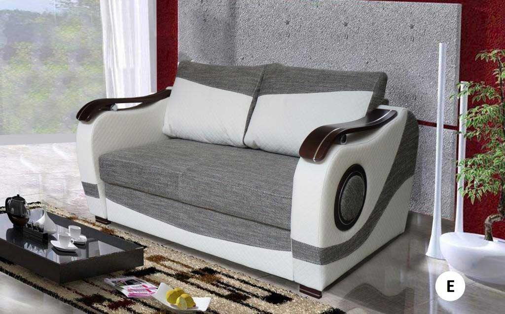 Rafi 2-es  kanapé