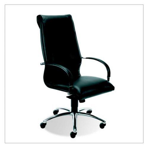 ARTUS MPD STEEL CR Bőr fotel