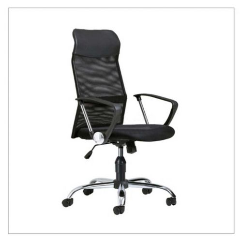W-03 HIT CZARNE Bőr fotel