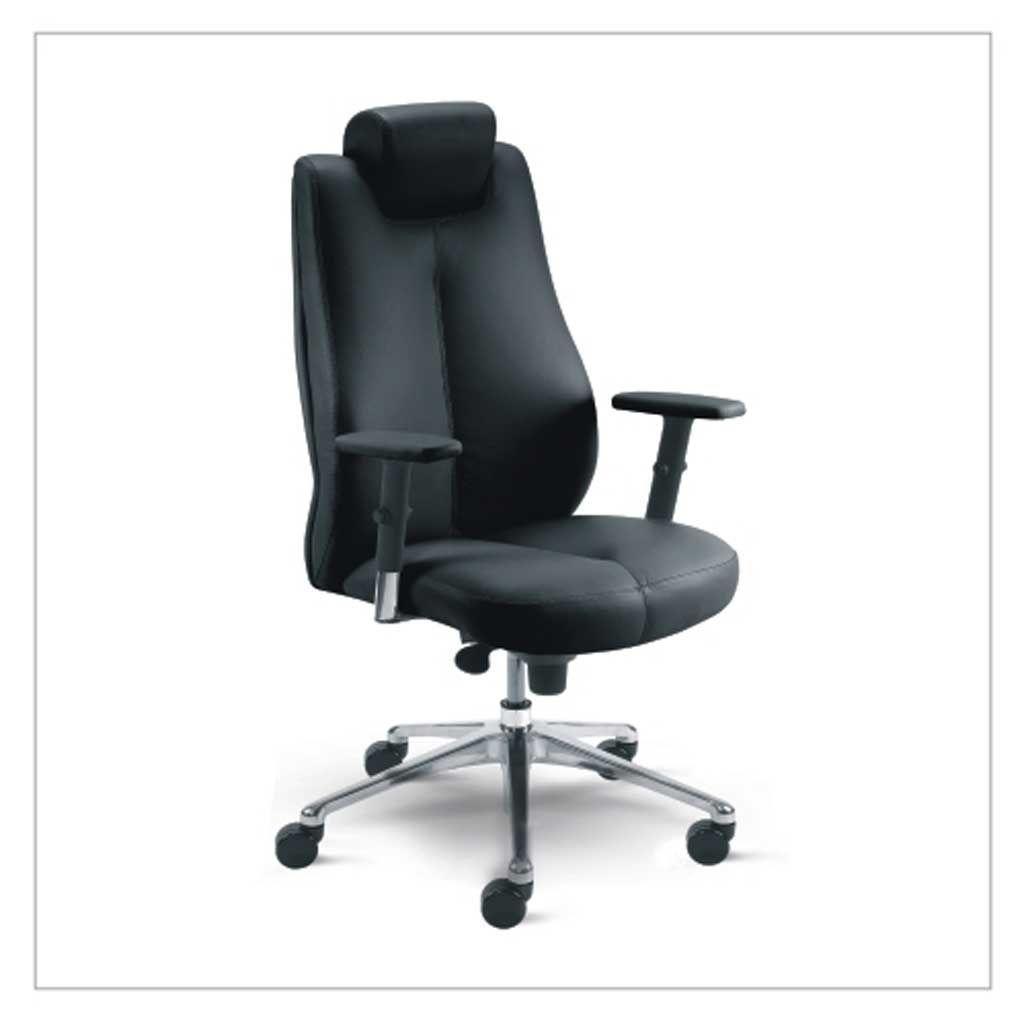 SONATA LUX EPR.R15 STL28 CR LE-A(SH Bőr fotel